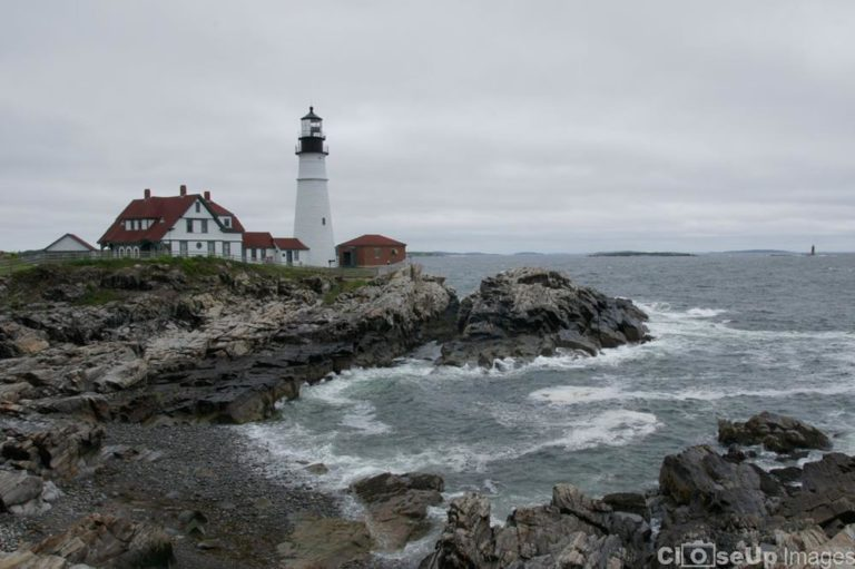 Portland Head Light. Taken by CloseUp Images