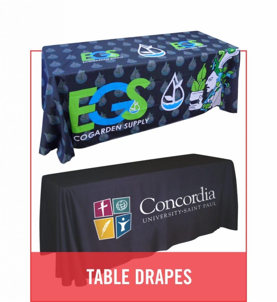 Table Drapes